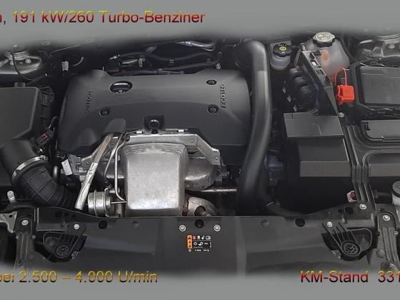 260 PS Motor
